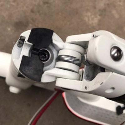Αντικραδασμικά φιλέτα για e-scooter Xiaomi m365