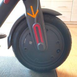 Καπάκια βιδών τροχών για e-scooter Xiaomi m365/m365 Pro