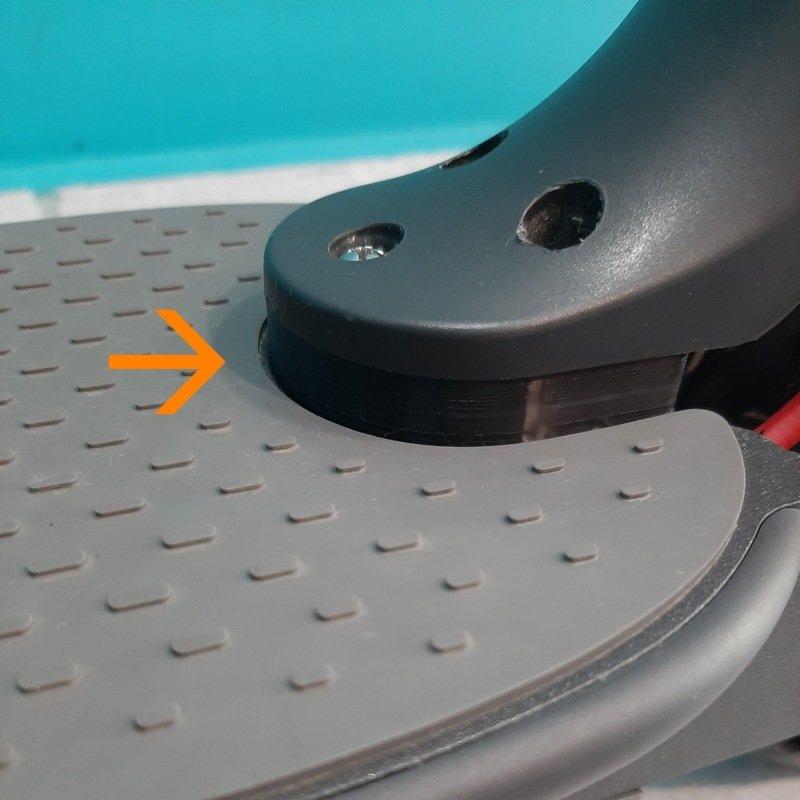 Αποστάτες 10 ιντσών ελαστικών για e-scooter Xiaomi m365