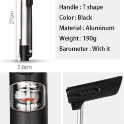 Δικύλινδρη τρόμπα αέρα e-scooter
