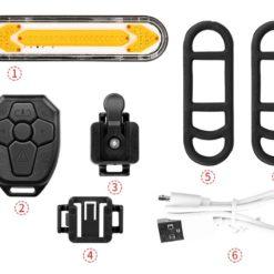 Φλας Orizon για e-scooter