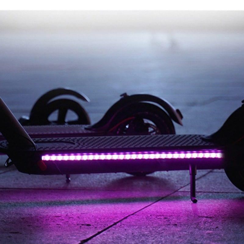 LED ταινία για ηλεκτρικό πατίνι
