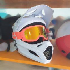 Fox ανταλλακτική ζελατίνη Main II Race Goggle