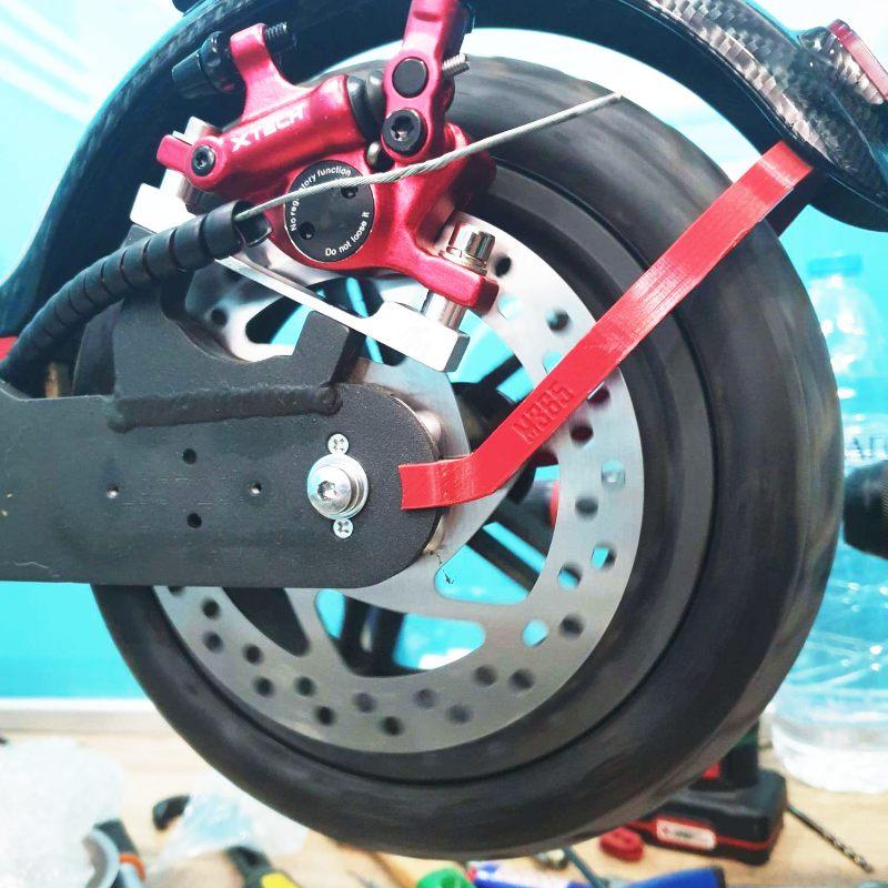 Monorim Δισκόπλακα 140mm για e-scooter