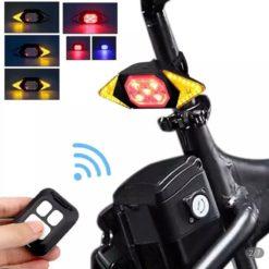 Ασύρματο φλας για e-scooter