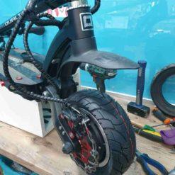 Ελαστικό 10x3 ίντσες 80/65-6 για e-scooter