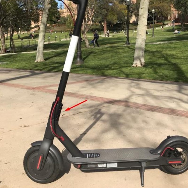 Μonorim clamp λαιμού για Xiaomi scooter