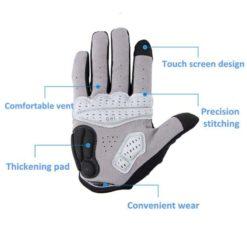 GUB Ανατομικά γάντια e-scooter