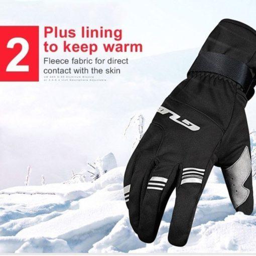 GUB Χειμερινά γάντια e-scooter