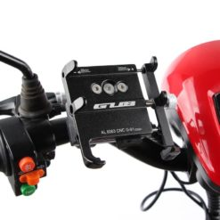 GUB Βάση κινητού με θύρα φόρτισης e-scooter
